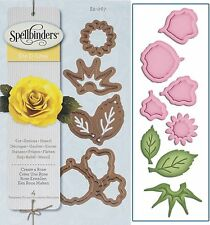 SPELLBINDERS SHAPEABILITIES SCHNEIDE SCHABLONE D-LITES CREATE A ROSE