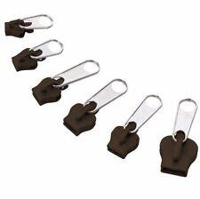 1 Set 6 Stück Reissverschluss Reparatur Zipper Schieber Reisverschluss Repair