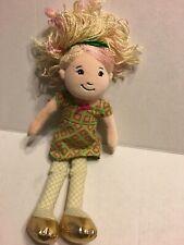 """Groovy Girls Gwen Doll 12"""" Plush Stuffed Animal"""