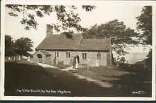More details for real photo; heysham; little church by the sea;  1937; matthews of bradford