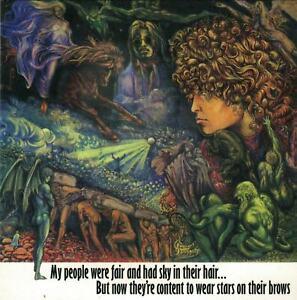 Tyrannosaurus Rex - My People Were Fair and Had Sky in Their Hair (CD)