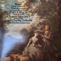 English Chamber Orchestra , Pinchas Zukerman , Eugenia Zukerman - Mozart Flute C