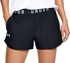 Under Armour Play Up 3.0 Womens Running Shorts - Black