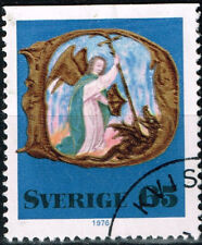 Sweden Art Famous Miniature Painting stamp 1976
