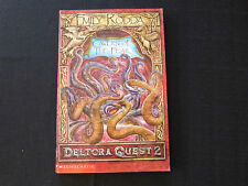 DELTORA QUEST 2 -  BOOK #1 CAVERN OF THE  FEAR BY EMILY RODDA