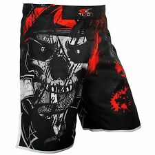 Pro Mma shorts grappling short kickboxing muay thai cage fight boxing gel pants