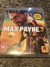 PS3 Game MAX PAYNE 3