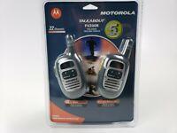 NEW Motorola FV700R FRS//GMRS Talkabout 2way Radios.Get one it/'s Tornado season