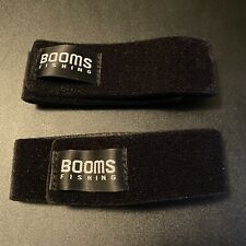 Booms Fishing Fishing Rod Wrap Straps..Neoprene.. Straps..Secure Rods.New Other