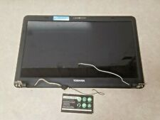 """Toshiba Satellite Pro C650-EZ1520D 15.6"""" Complete LCD Assembly, TESTED, FS!"""