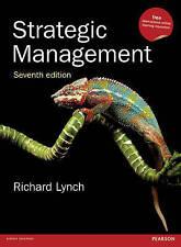 Strategic Management (Paperback), Lynch, Richard, 9781292064666