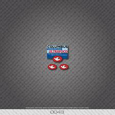 0043 Columbus ultrafoco Bicicletta Telaio Adesivo-Decalcomania