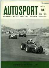 Autosport June 5th 1959 * Dutch GRAND PRIX & JAGUAR XK 150 S Coupé Essai Routier *