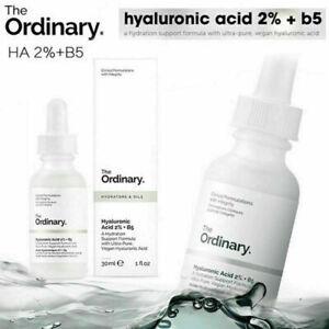 30ml The Ordinary Hyaluronic Acid 2% + B5 Hydration Anti Wrinkle Ageing Serum UK