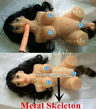 new Real full silicone toys sex_doll Touching realistic Fast shipping