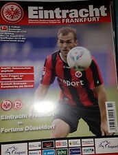 2011/12 2.Bundesliga Eintracht Frankfurt - Fortuna Düsseldorf