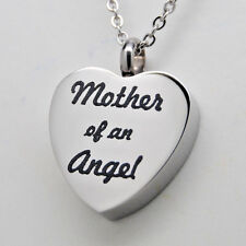 Cremation Urn Necklace for Child Loss | Ashes Keepsake for Mothers | Engraveable
