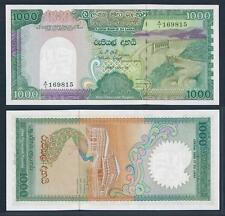 [72712] Sri Lanka 1987 1000 Rupees Bank Note UNC P101a