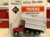 Boley Dept 1/87 International Tri-Axle Dump Truck.