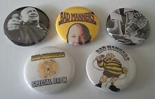 5 Bad Manners button badges Ska Specials English UK Ska The Selecter Madness
