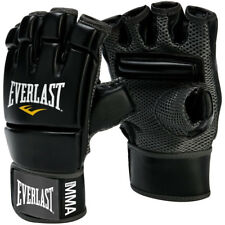Everlast Guantes Mma Kickboxing Evercool-Negro
