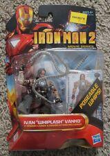 IRON MAN 2 WHIPLASH IVAN VANKO MARVEL UNIVERSE RARE AVENGERS INFINITE