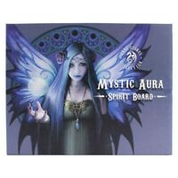 MYSTIC AURA SPIRIT BOARD BY ANNE STOKES -OUIJA -PARANORMAL & PLANCHETTE