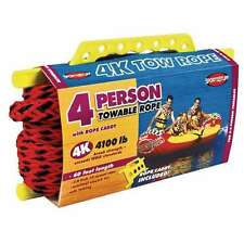 Sportsstuff Four Person Towable Rope 60ft Lake Boat 4,100lb Capacity (Open Box)