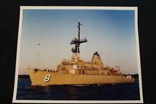 New listing Military Ship Photo Uss Scout (Mcm-8) 8' X 10' Color Photo (P1182)