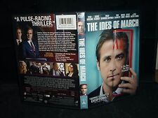 THE IDES OF MARCH (DVD, M) (NTSC REGION 1)