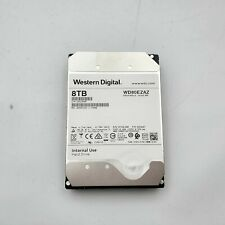 "Western Digital WD80EZAZ 8TB SATA 3.5"" Internal Hard Drive HDD"