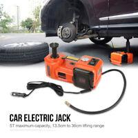 12V Auto Elektrischer Jack Hydraulischer Wagenheber für Reifenwechsel Reparatur
