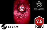 Plague Inc: Evolved [PC] Steam Download Key - FAST DELIVERY