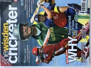 Wisden Cricketer magazine ~ March 2007 Why England fell out of love with one day