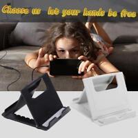 Schreibtisch faltbare Mini Handy Ständer Halter für Universal iPhone Samsung