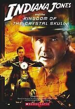 Indiana Jones & the Kingdom of the Crystal Skull - James Luceno (Paperback)- NEW