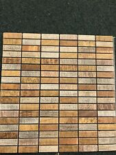 Marble Timber Brown Bluetooth 5/8x2 (1ctn=11pc)