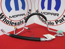 DODGE RAM 6.7L Diesel A/C Suction And Discharge Line NEW OEM MOPAR