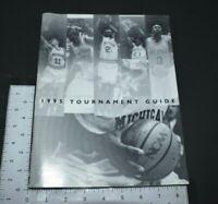 1995 Michigan Basketball NCAA Tournament Guide March Madness Post Season