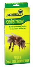 (12) ea Monterey Lg8610 3 Pack Honey Bee Lure / Attractant / Pollination Aid