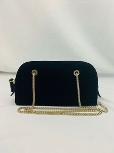 NWT Furla 'Mini Candy - Tootsie' Convertible Crossbody Bag Black