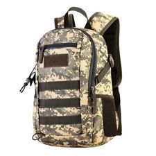 12L Mini Daypack MOLLE mochila para la caza de viajes de camping