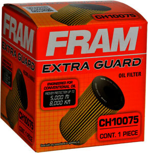 Engine Oil Filter-Extra Guard Fram CH10075