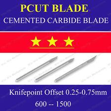 20 HQ 45° Cemented Carbide Blades for PCUT KingCut Cutting Cutter Vinyl Plotter