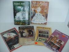 MINIATURE COLLECTOR, NUTSHELL NEWS MAGAZINES-1981-82