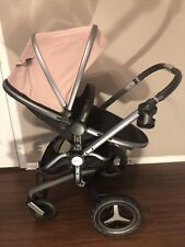 Silver Cross Surf 2 stroller with Bassinet and Toddler Seat