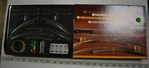 Lot 7-151 * Z Scale Marklin mini-club 8192 - Track & Turnout Set-T1 w/Box