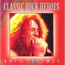 Classic rock Heroes CD u.a Hawkwind, Ian Gillan, Asia, ouvrez Ash, Copperfield Lano