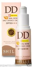 SHILLS DD SNAIL REPAIR DAILY DEFENCE CREAM SPF50+++ 30ml