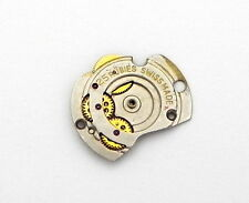 Used Watch Movement Part Train Reversing Wheel Bridge 25 Rubies for Rolex